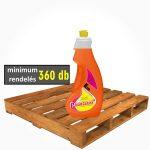 clean center - Kim fertőtlenítő kézi mosogtószer 1 liter