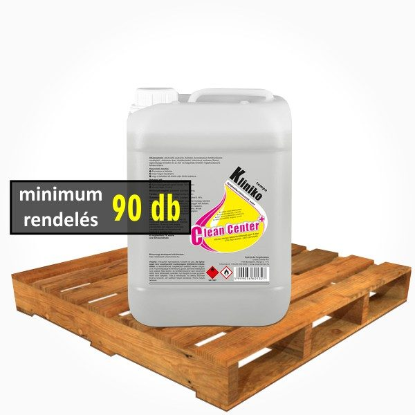 CleanCenter - Kliniko Tempo kéz- és felületfertőtlenítő 5 liter