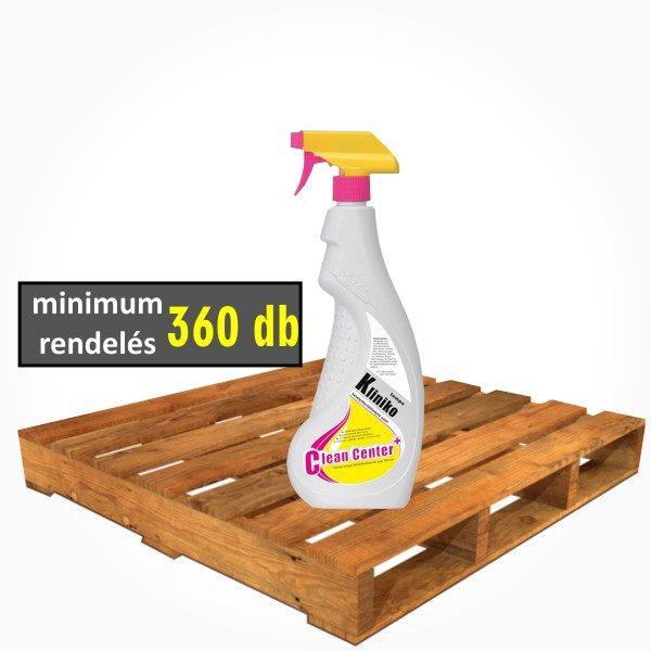 CleanCenter - Kliniko Tempo kéz- és felületfertőtlenítő 750 ml