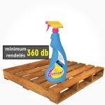 Kliniko-speed folyékony fertőtlenítőszer 750 ml