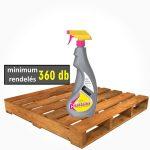 Clean Center – Geoxid alumíniumbarát hideg zsíroldó – 750ml