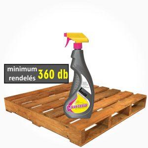 Clean Center - Inoxid rozsdamentes acélápoló 750 ml