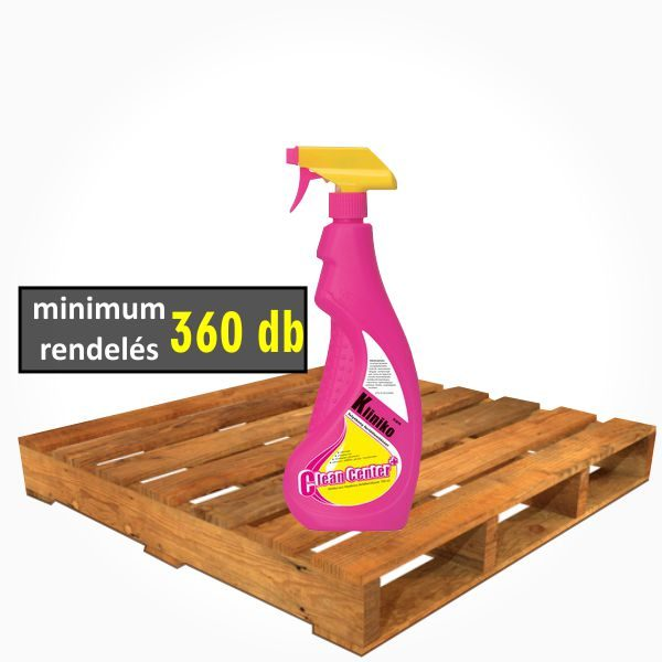 Clean Center - Kliniko-sun folyékony fertőtlenítőszer – 750 ml