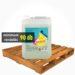 Clean Center - Maximum fertőtlenítő gépi mosogatószer 5 l
