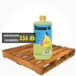 Clean Center - Soft-lux folyékony szappan és tusfürdő - 1l