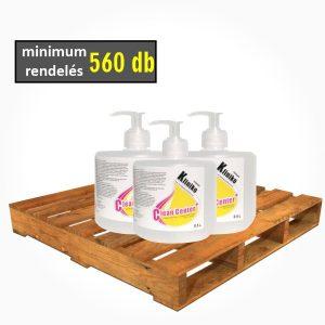 Clean Center - Kliniko Tempo kéz- és felületfertőtlenítő - 500 ml
